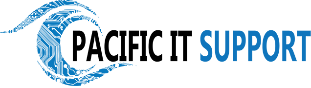 Pacific IT Support Logo